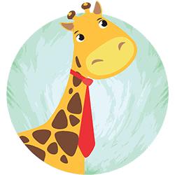 Kiaat Ridge Pre Primary - Professional conduct - giraffe